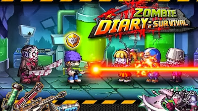 zd1 Zombie Diary Hile indir