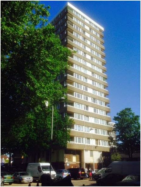 Medeshi news london person jumps from the 13th floor for 13th floor augusta tower