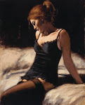 Medias Negras by Fabian Perez
