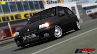 Clio Williams y 205 GTI rFactor 2