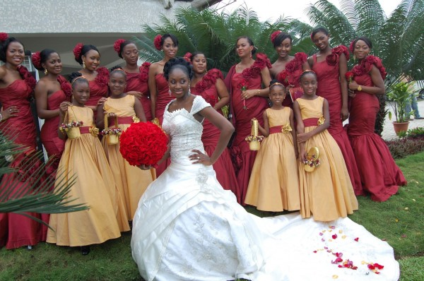 Shellicious real wedding