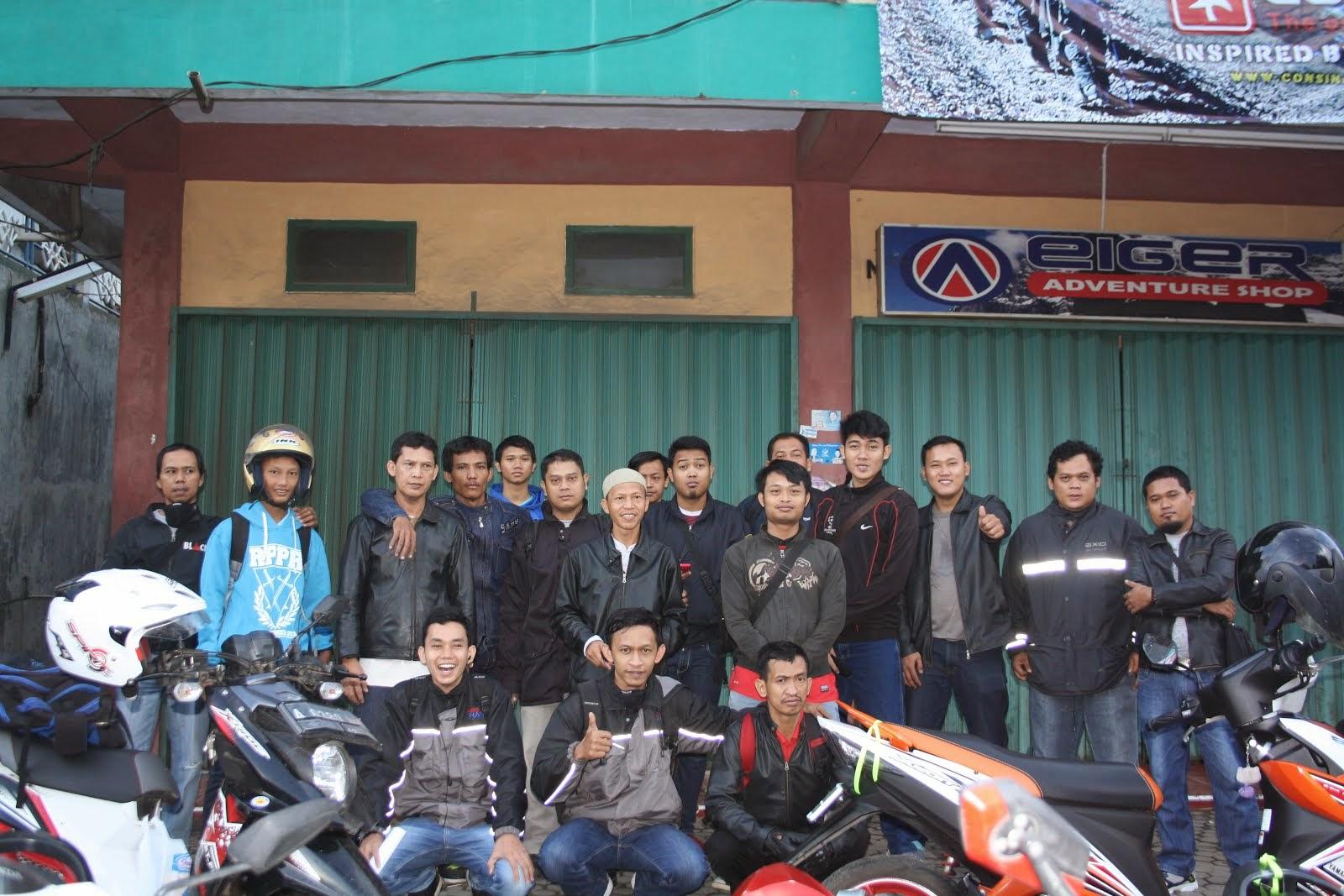 TOURING TANJUNG LESUNG