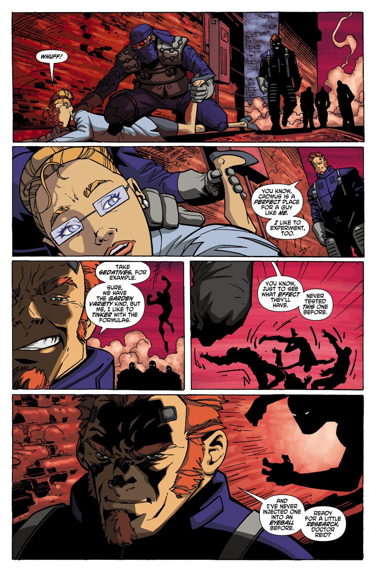 Batman Beyond (2010) Issue #5 #5 - English 10