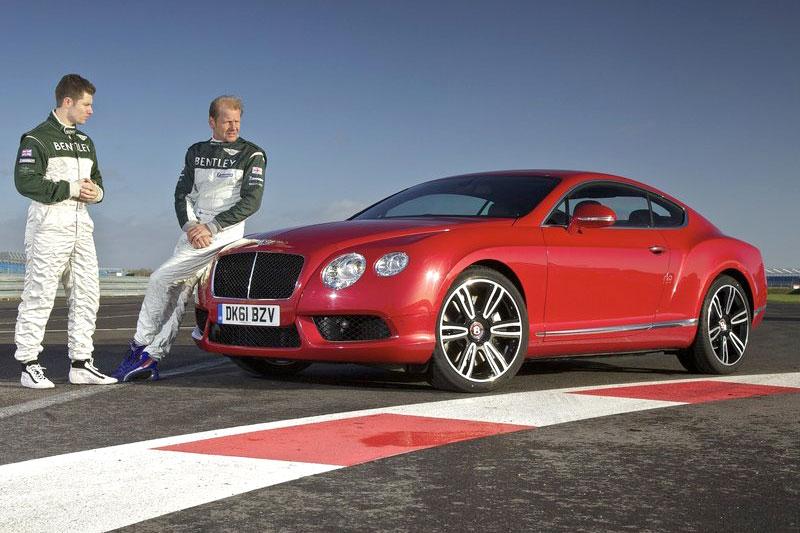 Top Gear: 2013 Bentley Continental GT V8