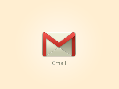 FREE Gmail icon in high detail