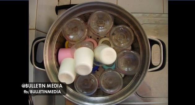 BERHENTI !!! Jangan Rebus Lagi Botol Susu Anak Anda Mulai Sekarang, Ada Penyakit Berbahaya yang akan Menyerang Anak