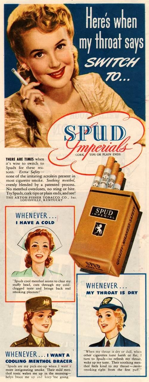 iklan rokok zaman dahulu
