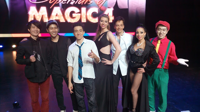Super Star of Magic 4 di Genting Highlands