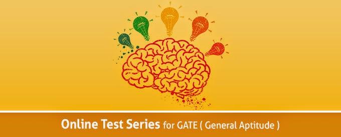 GATE 2016 Syllabus for General Aptitude Test