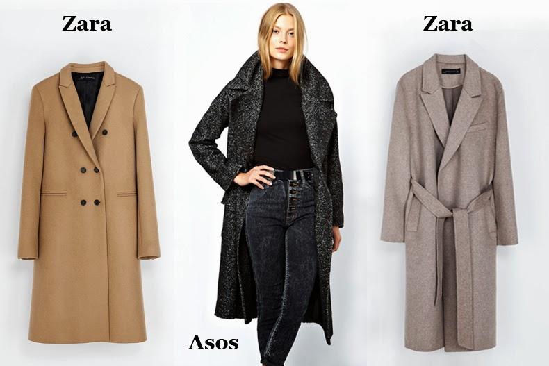 męski płaszcz Zara
