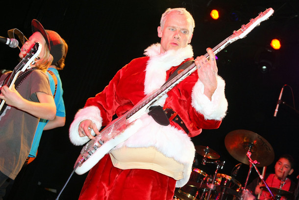 My Non Judgemental Music Blog Celebrity Santa