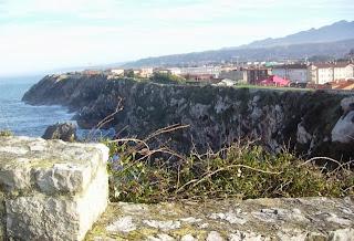 Llanes, vista del paseo de San Pedro