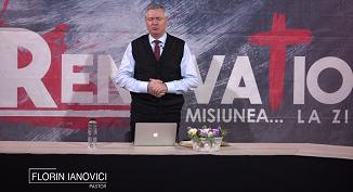 Florin Ianovici 🔴 Biserica și Covid-19: ce s-a pierdut și ce s-a câștigat? (VIDEO)