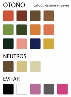 Paleta de colores foro organizar una boda - Colores que favorecen ...