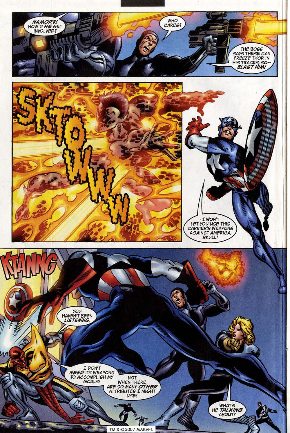 Captain America (1998) Issue #47 #54 - English 28