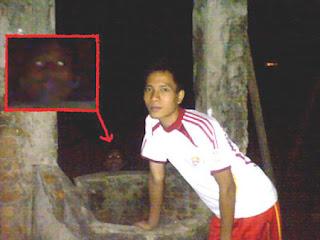 Kumpulan Foto Penampakan Hantu Di Indonesia Yang Tenyata Hoax