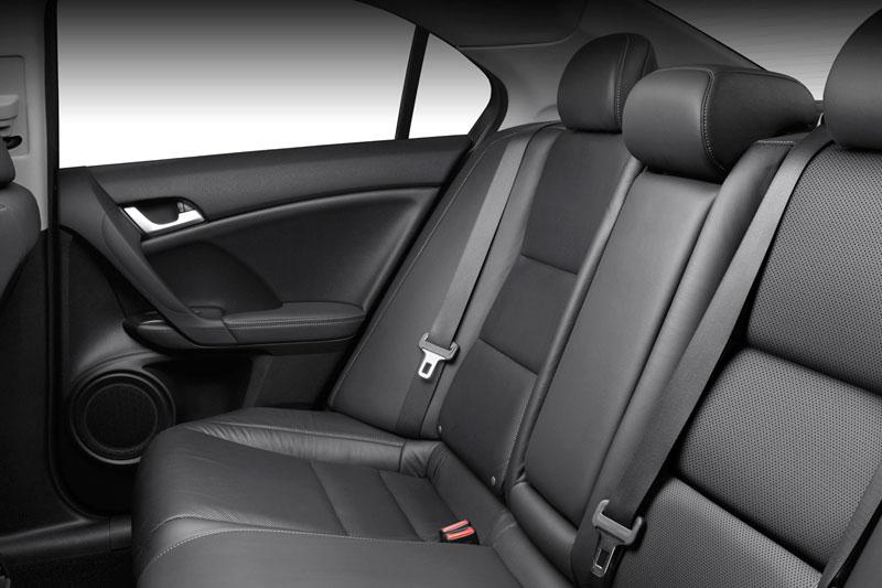 Top Gear 2012 Acura Tsx Sedan