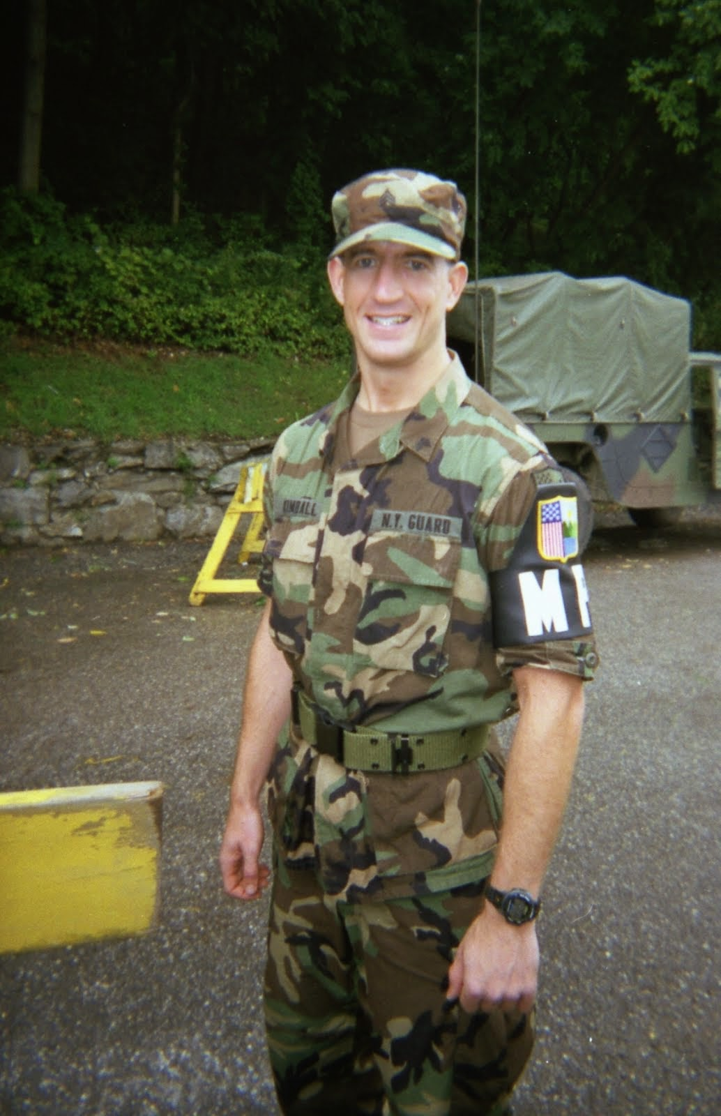 Sergeant, E-5 Thomas Q Kimball