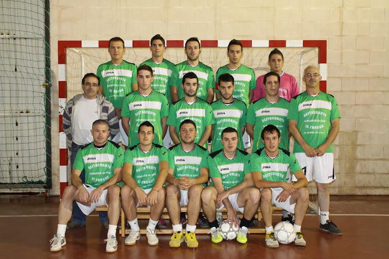 Garganta F.S. Temporada 2011/2012