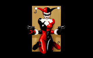 Harley Quinn Joker Card HD Wallpaper