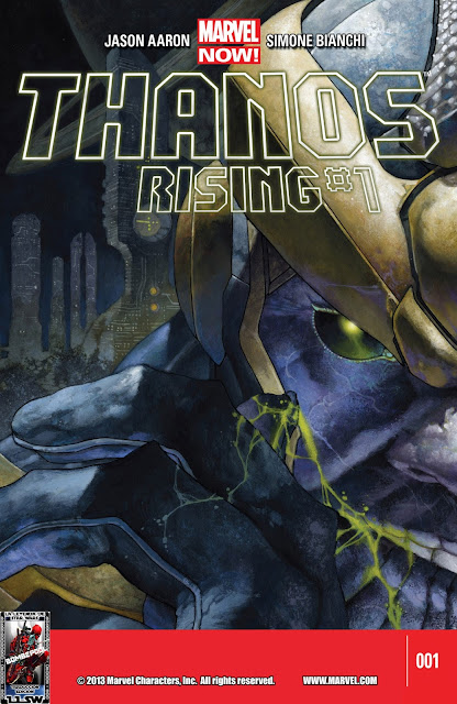 Thanos Rising marvel now comics descarga gratis