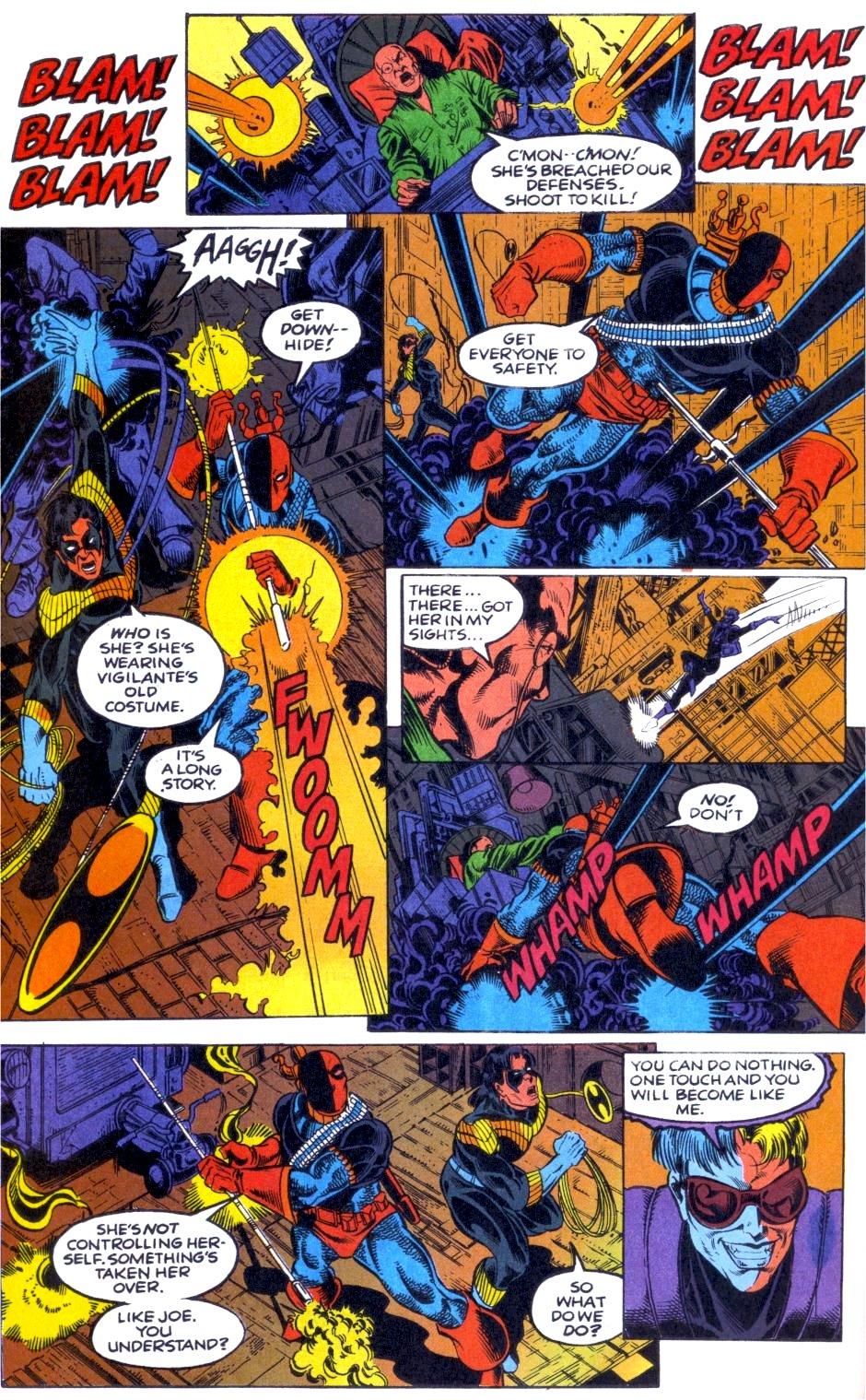 Deathstroke (1991) Annual 1 #1 - English 47