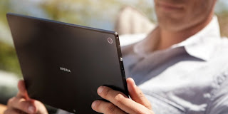 Sony Xperia tablet Z tablet of the year award in Europe