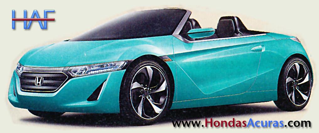2015 Honda Convertible