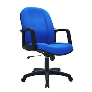 Kursi kantor/ kerja Indachi - Kursi Manager D - 2007