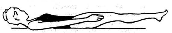 Los ejercicios para el cuello en las estampas a la osteocondrosis
