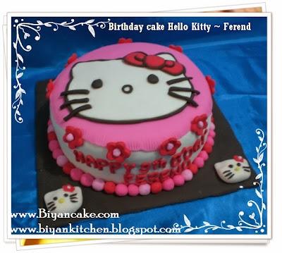 Gambar Kue Ultah Hello KittyAnda ingin pesan Kue Tart Kartun di bekasi ...