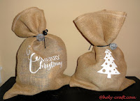 http://www.holy-craft.com/2013/11/burlap-christmas-gift-bags.html