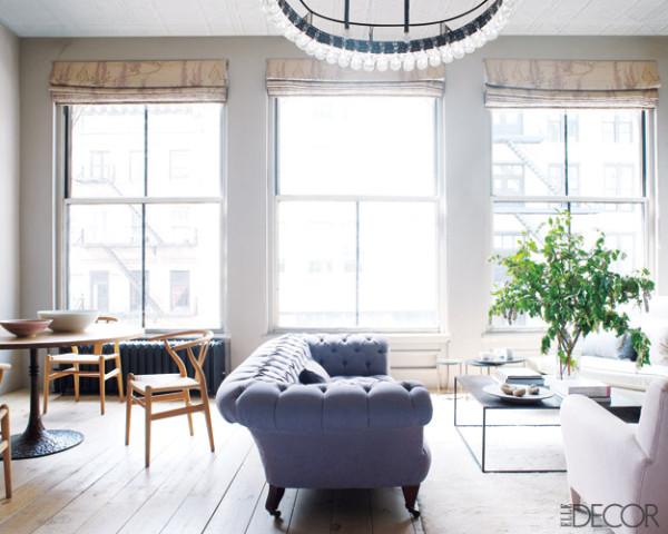 Living Livelier: What Iu0026#39;m Loving: Ochre Arctic Pear Chandelier