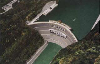 Xiangjiaba Hydroelectric Dam
