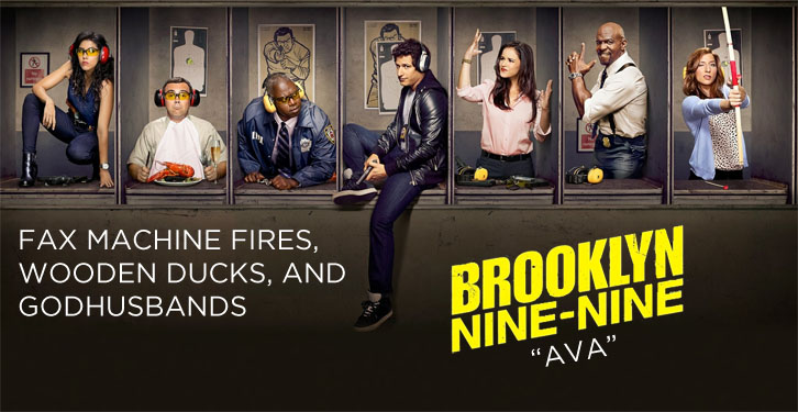 Brooklyn Nine-Nine - Ava - Review