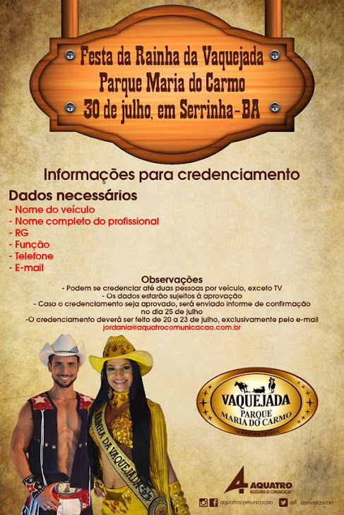 Serrinha:Parque Maria do Carmo convida