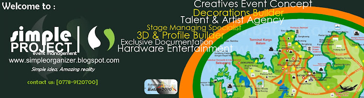 SIMPLE EO BATAM EO - MICE EVENT ORGANIZER BATAM BINTAN RIAU