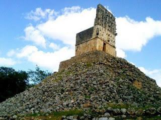 Mirador Labna Ruinas Mayas Yuctan Turismo Mexico