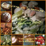 Partager ses menus