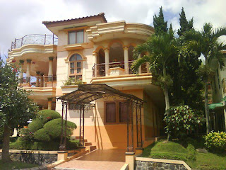 Sewa Villa Kota Bunga Puncak Type Catalia 5 kamar