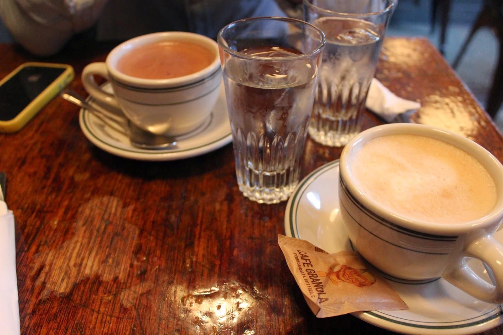 colazione a copenhagen: granola ♥