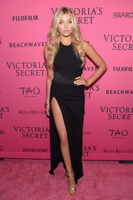 Fashion Model @ Rachel Hilbert - Victoria's Secret Fashion Show After-Party in NYC