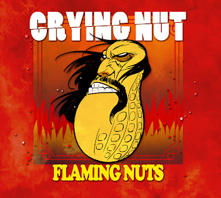 [Album] Crying Nut - FLAMING NUTS