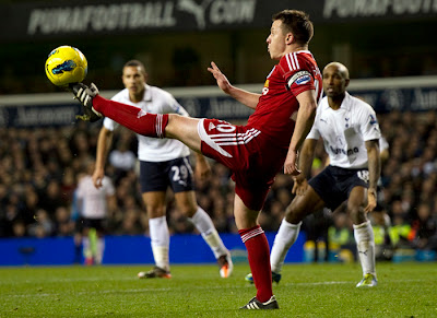 Tottenham Hotspurs 1 - 0 WBA (2)