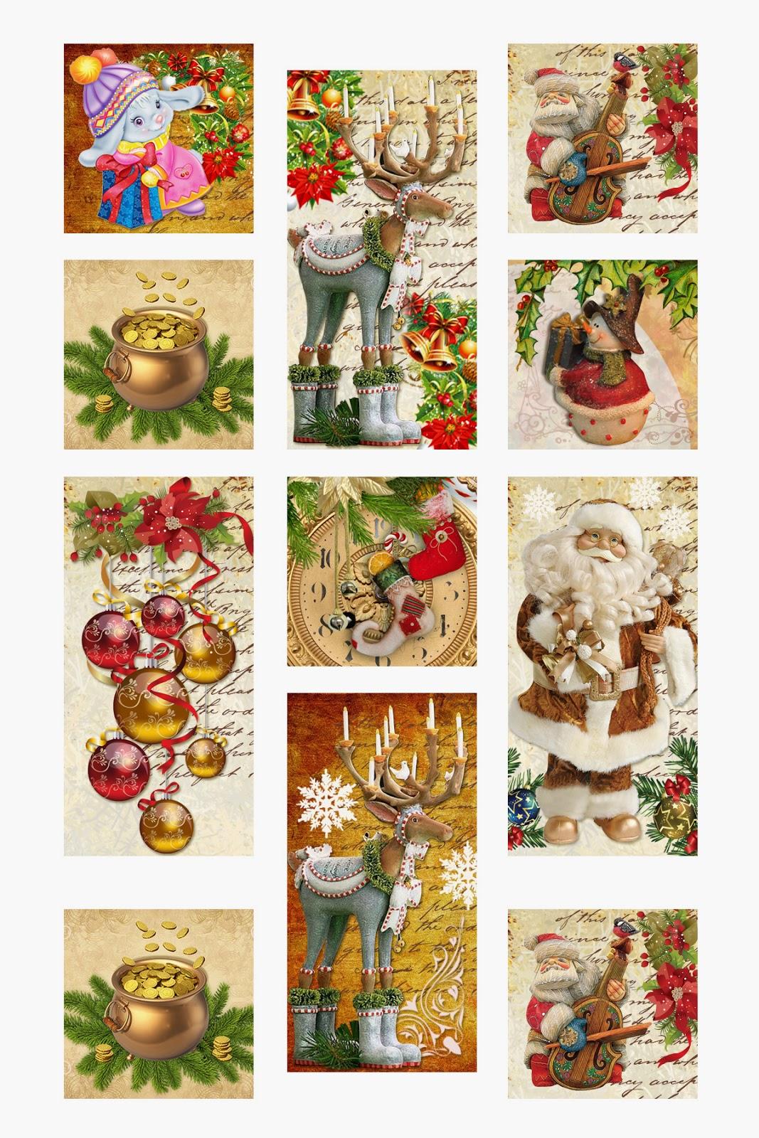 Digital Collage Sheeet