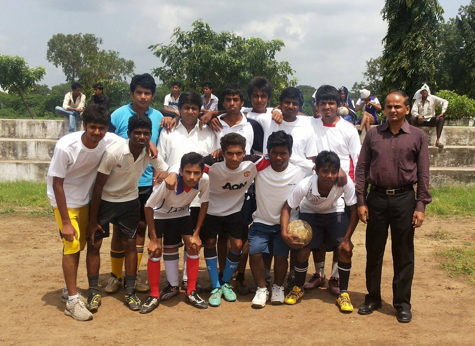 reason to choose sascma commerce college sascma football team