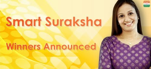 BlogAdda's Smart Suraksha Contest