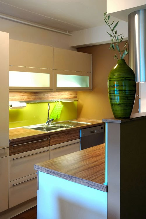 Small Kitchen Interior Design Ideas