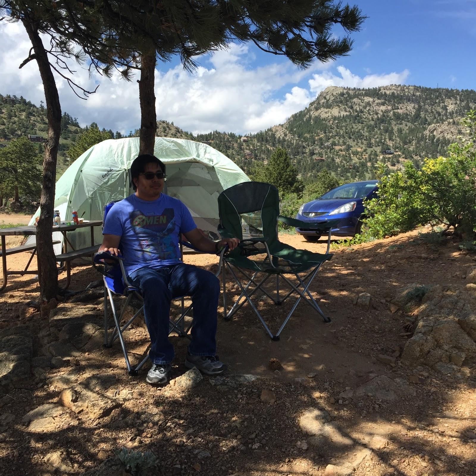 Campgrounds Estes Park Colorado: Las Aventuras: Legends Of Destiny