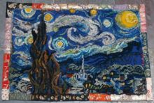 "mainly Hooked ""Starry Night"" van Gogh"